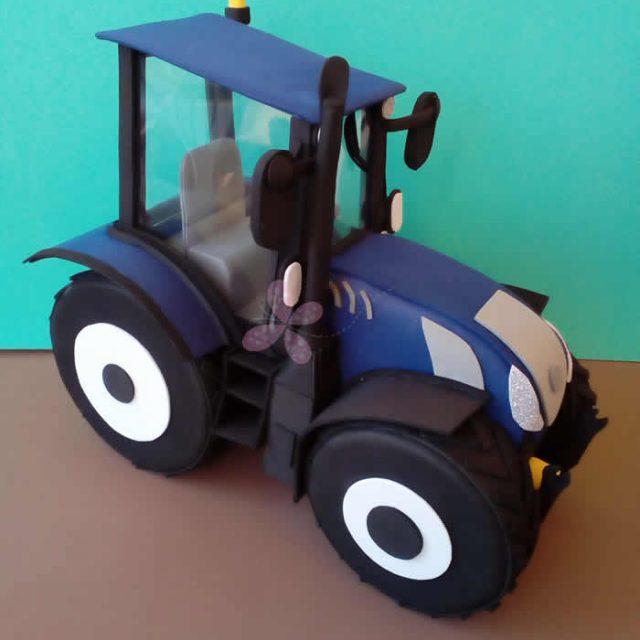 Fofucha Tractor